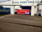 Công Ty TNHH Seoul Print Vina