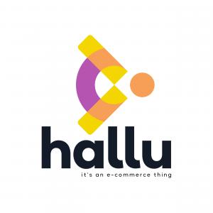 Hallu Ecommerce logo