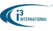 I3 DVr International Inc.