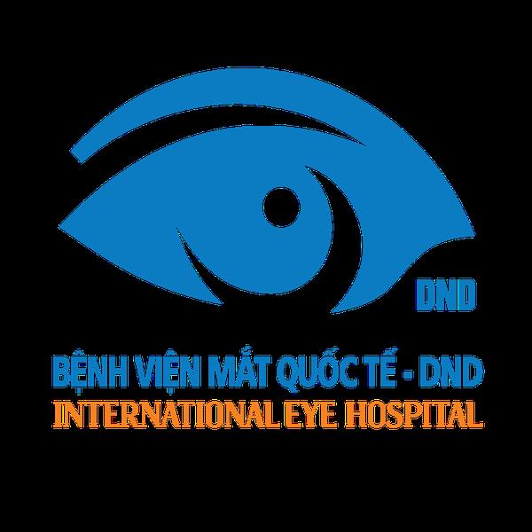 Bệnh Viện Mắt Quốc Tế Dnd - Công Ty TNHH Tư Vấn Và Đầu Tư Y Tế Quốc Tế logo