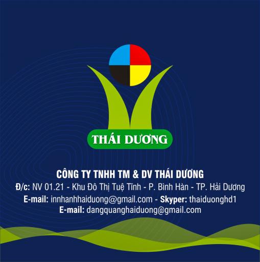 Công Ty TNHH TM & DV Thái Dương