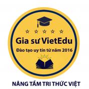 Gia Sư Vietedu - Đào Tạo Chất Lượng Từ Năm 2016