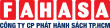 Công Ty Cổ Phần Phát Hành Sách Tphcm- Fahasa
