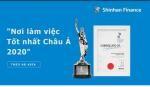 Shinhan Finance - Văn Phòng An Giang