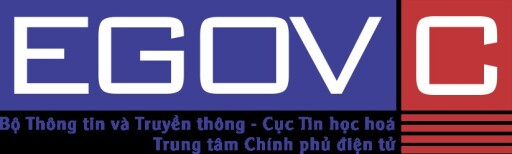 Trung Tâm Chính Phủ Điện Tử logo