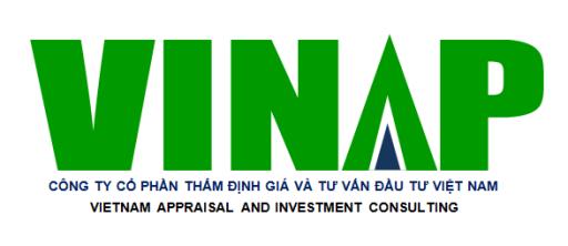Công Ty Cổ Phần Thẩm Định Giá Và Tư Vấn Đầu Tư Việt Nam (Vinap)